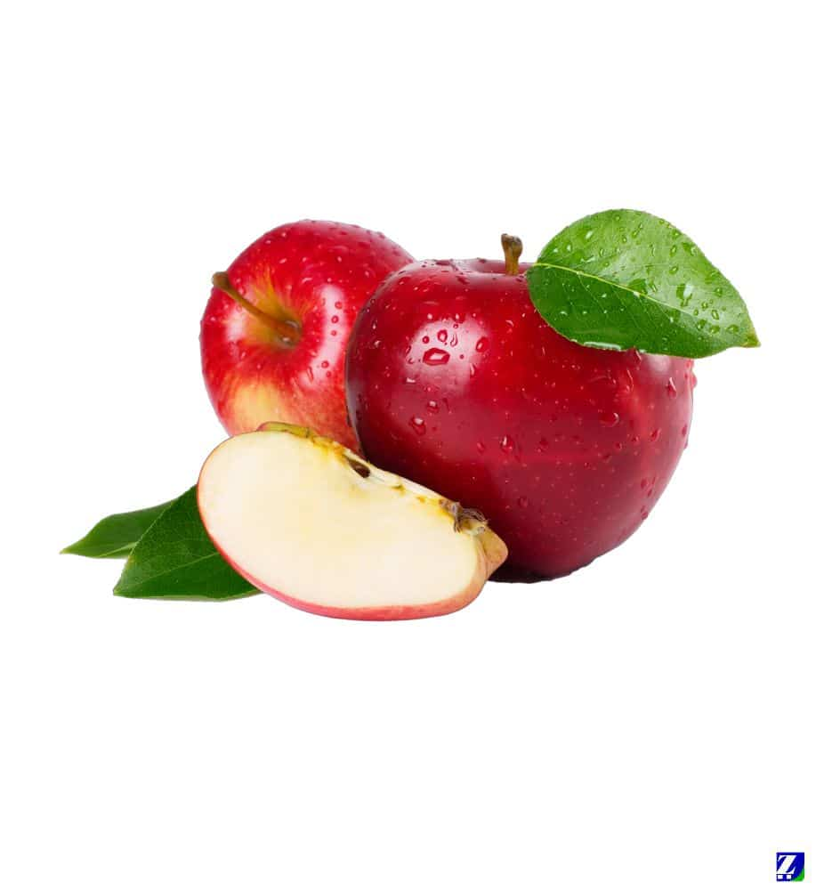 Apple (Red & Fr...